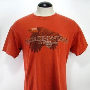 Harley Davidson - Large T Shirt - Men's